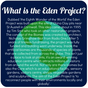 What is the Eden Project